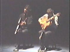 flamenco. José Mercé, J.L. Postigo, soleares y tientos, Paris 1989 aaay aay supierta
