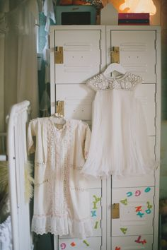Be creative with yokes: old battenburg tablecloths, pieces of prom dresses, wedding gowns, etc.
