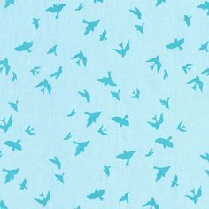 Flight in Luna, Waterfront Park Fabric, Violet Craft for Michael Miller Fabrics, ONE yard