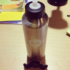 Hydration is most important whilst adventuring. Pip pip let's cheerio! #moustache #LOL #Funny