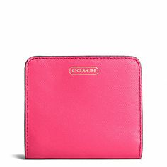 DARCY LEATHER SMALL WALLET