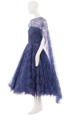 A Balenciaga Haute Couture Dress, Circa 1954 image 2 Kleider, 50er Kleider,  Retro 8075f6a85f