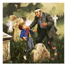 Dickens's Great Expectations Giclee Print by Jack Keay at Art.com