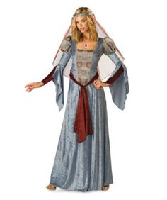 womens maid marian costume - For thy fair maid, a medieval ensemble to wear on all hallow's eve.