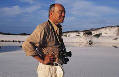 Sam Abell, National Geographic, a teacher and mentor