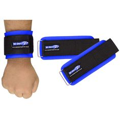 Be Smart Wrist Brace Support Gym Straps Weight Lifting Wrap Body Building Gloves
