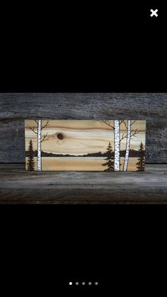 Engraving on painted wood - Laser Made - Glowforge Owners Forum