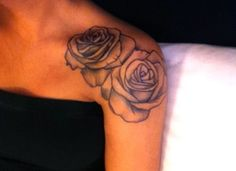 not a fan of the roses but i love the placement