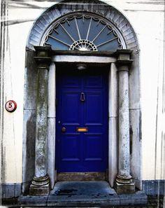 Beautiful Blue Door!