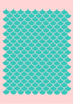 I've been looking for an svg of mermaid scales everywhere! Glad I found this one! Mermaid scales svg by Crystalline Design Plotter Silhouette Cameo, Silhouette Cameo Projects, Silhouette Vector, Mermaid Silhouette, Vinyl Crafts, Vinyl Projects, Crafty Projects, Paper Crafts, Cricut Vinyl
