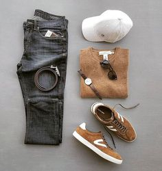 """7,666 Likes, 19 Comments - VoTrends® Men's Fashion (@votrends) on Instagram: """"Camel and Denim day ✌ : @silverfox_collective"""""""