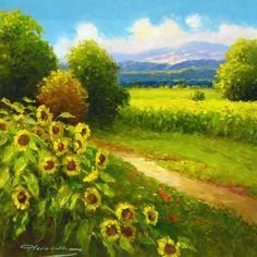 "G. Nesvadba ""A Path Well Chosen"" http://www.artshopnc.com/component/content/article/318.html"