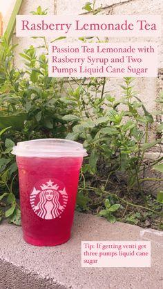 Starbucks Specialty Drinks, Starbucks Hacks, Healthy Starbucks Drinks, Starbucks Secret Menu Drinks, Starbucks Specials, Coffee Drink Recipes, Smoothie Drinks, Frappuccino, Frappe