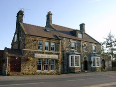 The Goathland Hotel, Goathland, Nr Whitby, Better known as the Aidensfield Arms in Heartbeat