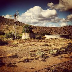"""The Karoo landscape lingers forever in your mind. """"the place of thirst"""" as it was described first."""
