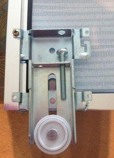 Bottom Roller For Mirrored Closet Door