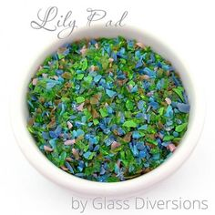 Lily Pad Frit Blend