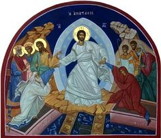 """""""Christ has arisen-""""Blessed is the resurrection of Christ. Religious Icons, Religious Art, Christ Is Risen, Armenia, Christianity, Cathedral, Religion, Blessed, Princess Zelda"""