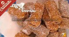 Finger Tiramisù | la ricetta di Benedetta Parodi