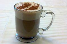 Coconut Cinnamon Latte Recipe