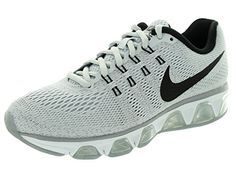 Nike Womens Air Max Tailwind 8 Pure PlatinumBlckWLF GryWht Running Shoe 7  Women US   You can find more details by visiting the image link. 52e48c461