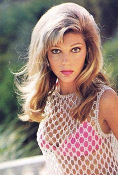 """Nancy Sinatra (born: June 8, 1940, Jersey City, NJ, USA) is an American singer, actress and model. She is the daughter of the late singer Frank Sinatra. She is widely known for her signature hit """"These Boots Are Made For Walkin'"""" (1966). Other of her well-known songs are  """"Sugar Town"""", """"Somethin' Stupid"""" (a duet with her father), """"Jackson"""" and  """"Bang Bang"""". She also had a brief acting career in the movies Marriage On The Rocks, The Wild Angels, Speedway and others.,"""