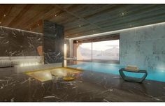 Chalet Lhotse is an off-plan construction project for a 905m2 luxury alpine property located in the highest part of Verbier called Sonalon. Aylesford International www.aylesford.com
