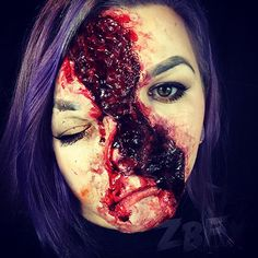 Day 30 of Mehron's 31 Days of Halloween...check out our website for more detailz!!!