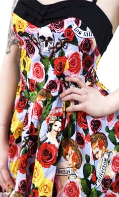 Hell Bunny - Cancun Dress #mexico #rockabilly #pinups