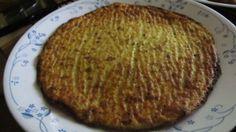 Cauliflower Bread/Crust