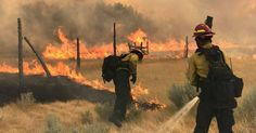 The Science of Fighting Wildfires Gets a Satellite Boost