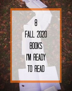 8 Fall 2020 Books I'm Ready to Read - The Gilmore Guide to Books Book Works, Criminal Justice System, Practical Magic, Im Ready, Very Excited, Everyone Knows, Father And Son, Going To Work, Reading Lists