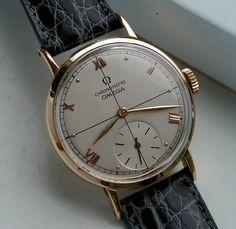 Omega 30t2 Chronometer