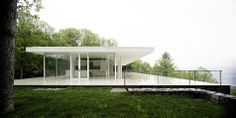 Olnick Spanu House от дизайнеров Alberto Campo Baeza Architects
