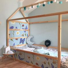 On this listing I sell Peel&Stick removable decals for KURA BED™ IKEA® My decals are great solution to change the look of existing KURA BED™! My material is resistant to tearing and creasing, a matte and self-adhesive. You can apply it by yourself and clean it using a dry cloth. You