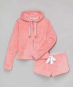 62ca3d289a Big Feet PJs plush Hoodie Shorties are guaranteed to be the softest  material you have ever