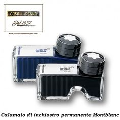 L'inchiostro per i documenti ufficiali! #ink #inchiostrostilografico #Montblanc #Permanent #CasadellaPenna1937 #Black #Blue #MyMontblanc #WriteGift #LoveWriting  http://www.casadellapennanapoli.com/mont-blanc/243-ink-montblanc-permanent.html