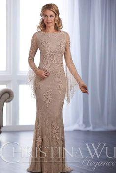 c728c6da760a7 18 Mother Of The Bride Dresses: Choose The Perfect Length And Style. Nedime  GiysileriGelinliklerParti ElbiseleriAkşamüstü ...