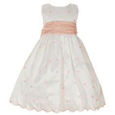 Toddler Girls PINK DOT Flower Girl Easter Special Occasion Dress 2T-4T (Apparel)  http://www.1-in-30.com/crt.php?p=B0013KXQC0  B0013KXQC0
