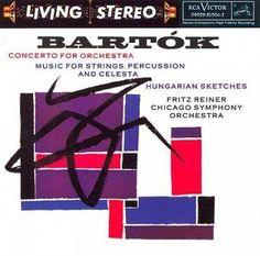 Reiner/Chicago Symphony Orchestra - Bartok:Concerto for Orchestra