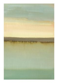 "Caroline Gold, ""Dusk"".  Truly reminds me of sunset around the marshes of Charleston."