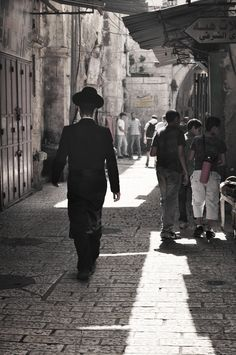 Streets of Jerusalem, Israel Copyright: Deniz AYGUN (daygun)
