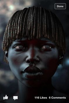 portrait of little african girl African Girl, African Beauty, African Women, We Are The World, People Around The World, Beautiful Black Women, Beautiful People, Stunningly Beautiful, Absolutely Gorgeous