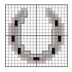 Practice the hunt seat equitation finals pattern from the 2012 Adequan Select Wo… – Art Of Equitation Bead Loom Patterns, Square Patterns, Beading Patterns, Cross Stitch Patterns, Frozen Cross Stitch, Canvas Picture Frames, Modele Pixel Art, Cross Stitch Freebies, Horse Pattern