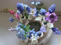Flower Arranging a la Parisienne