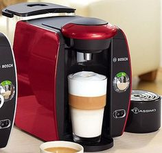 Tassimo Coffee Maker. My Early Morning Friend.