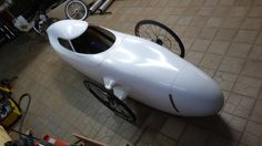 Velomobile With A Reversed Trike? - BentRider Online Forums