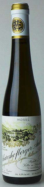 2007 Egon Müller Scharzhofberger Auslese Half-Bottles // special, magical wine #riesling