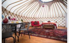 21 Best Poppy Yurt Luxury Glamping images   Luxury glamping