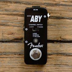Fender Micro ABY Black (USED)